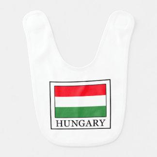 Bavoir La Hongrie