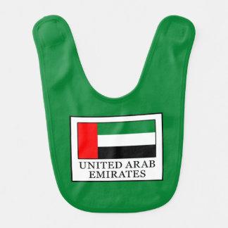 Bavoir Les Emirats Arabes Unis