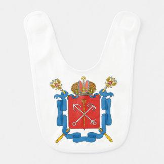 Bavoir Manteau des bras du St Petersbourg