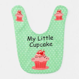 Bavoir Mon petit petit gâteau pour le bébé