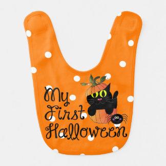 Bavoir Mon premier Halloween