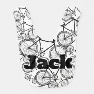 Bavoir Vélos Personnalised