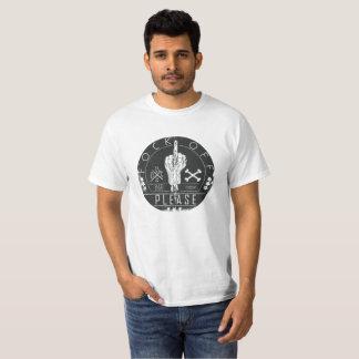 BBC Fock outre du T-shirt de la valeur des hommes