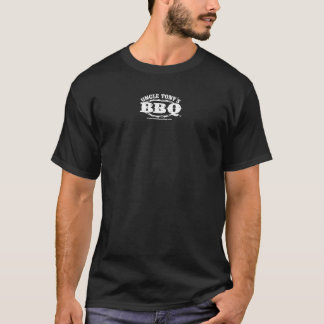 BBQ BLACK T-SHIRT D'ONCLE TONY