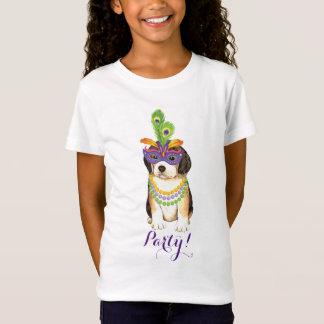 Beagle de mardi gras T-Shirt