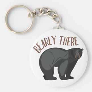 Bearly là porte-clés