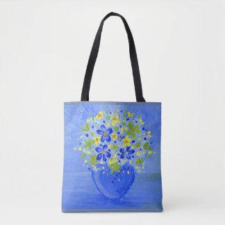 Beau bouquet sac