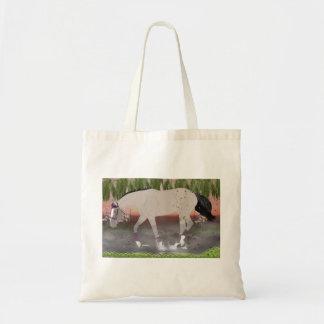 Beau cheval de Grulla Tote Bag