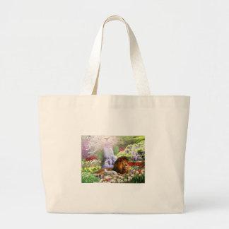 Beau jardin grand sac