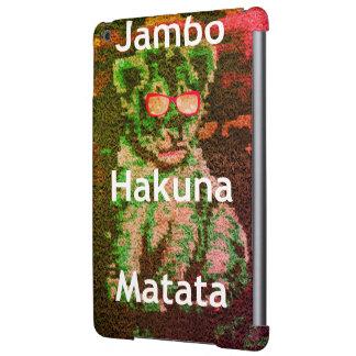 Beau matata de hakuna de petit animal de lion de
