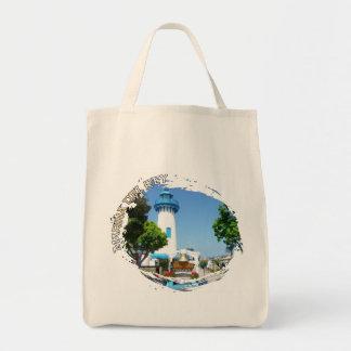 Beau sac d'épicerie de Marina Del Rey !