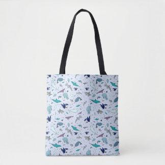 Beau sac fourre-tout à océan