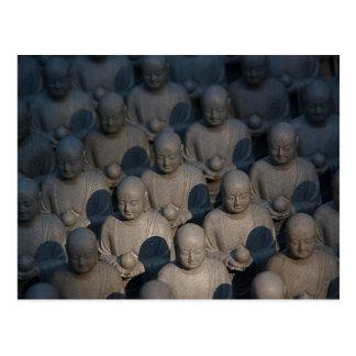 Beaucoup Bouddha Carte Postale