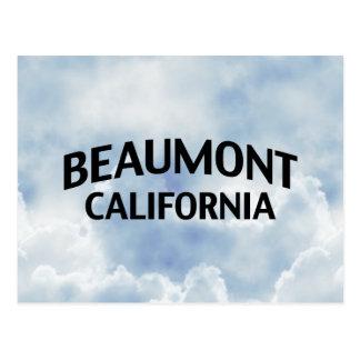 Beaumont la Californie Carte Postale