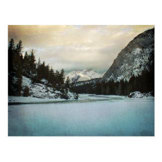 Beauté dans Banff Carte Postale