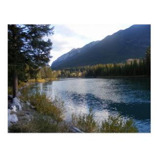 Beauté de Banff Carte Postale