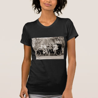 Beautés 1918 de cru de filles de Mack Sennett T-shirt