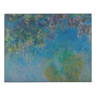 Beaux-arts GalleryHD floral de glycines de Claude