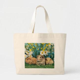 Beaux hamsters 35 sac en toile jumbo