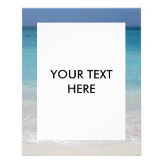 Beaux Turcs de la plage | et photo de la Caïques Prospectus 11,4 Cm X 14,2 Cm