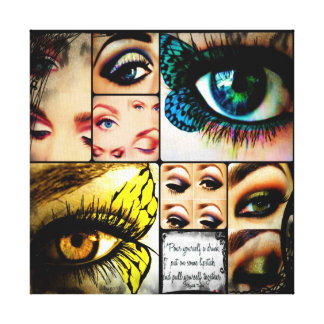 Beaux yeux Ed. 2 Toiles