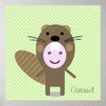 Beaver fever poster