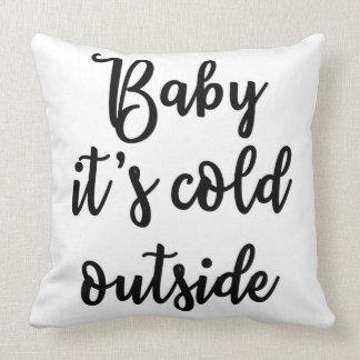 Bébé c'est coussin froid d'extérieur