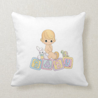 bébé coussin décoratif