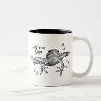 Grenouille au fond de la tasse