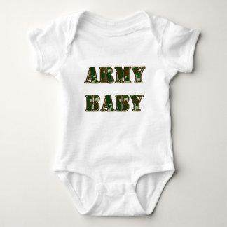 Bébé d'armée body