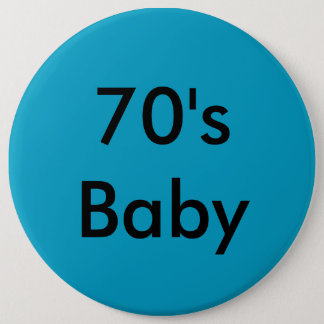 bébé de bébé badge rond 15,2 cm