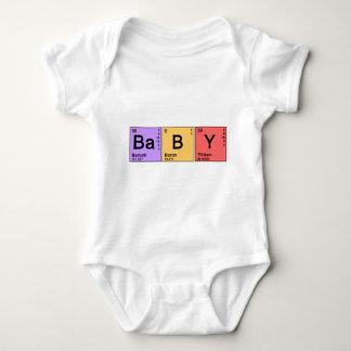 Bébé de chimie body