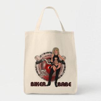 Bébé de cycliste - épicerie organique Fourre-tout Tote Bag