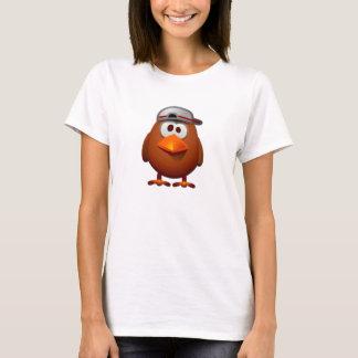 Bébé de dames de bouton-pression - T-shirt de
