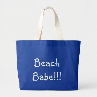 Bébé de plage ! ! ! grand sac