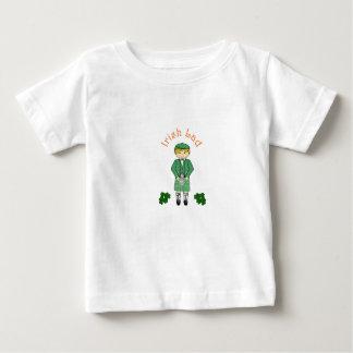 Bébé irlandais - jeune homme irlandais t-shirt pour bébé