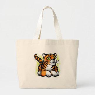 bébé-tigre grand sac
