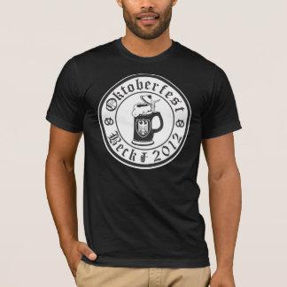 Beck Oktoberfest 2012 (noir) T-shirt