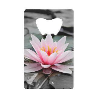 Bel art rose de zen de nénuphar de fleur de Lotus