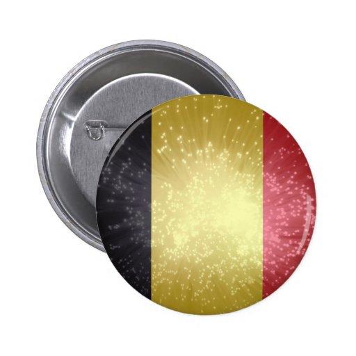België; De Vlag van België Speldje