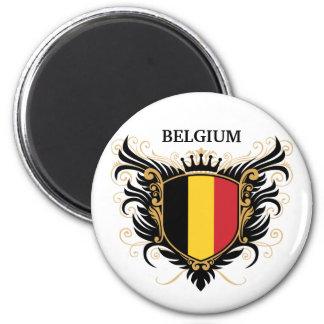 België [personaliseer] magneet