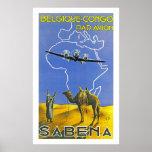 ~ Belgique Congo de Sabena