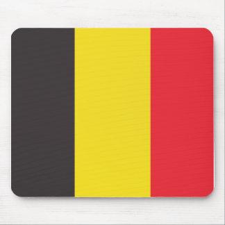 Belgische driekleur van Belgie muismatje Muismat