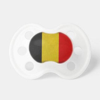 Belgische vlag België Baby Speentje