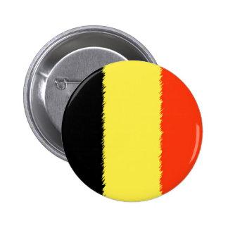 Belgische Vlag Ronde Button 5,7 Cm