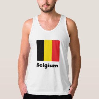 Belgische Vlag Tanktop