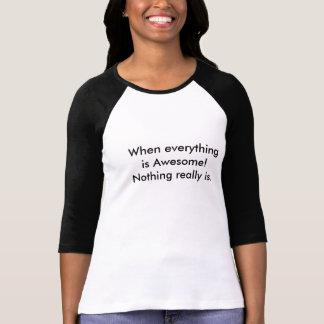 Bella des femmes 3/4 adulte raglan de T-shirt de