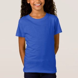 Bella des filles+Rose de babyPINK de T-shirt du