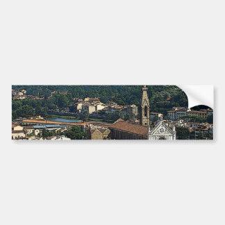 Bella Firenze Autocollant De Voiture