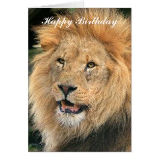 belle carte de voeux de joyeux anniversaire de